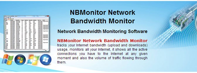 network bandwidth monitoring-software