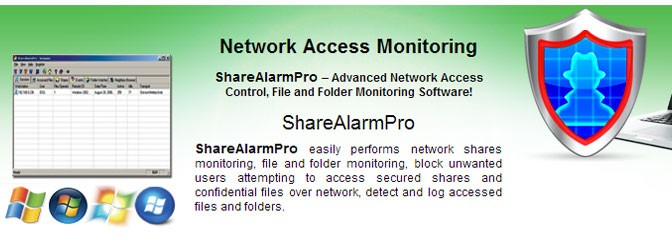 network access monitoring