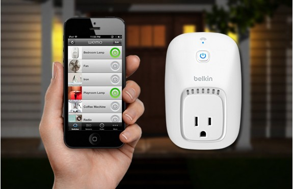 Belkin WeMo smart home networks in danger of hacks