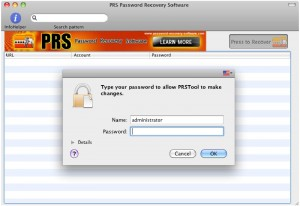 MAC Password Recovery Software