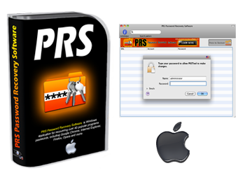 Password Recovery Software for MAC
